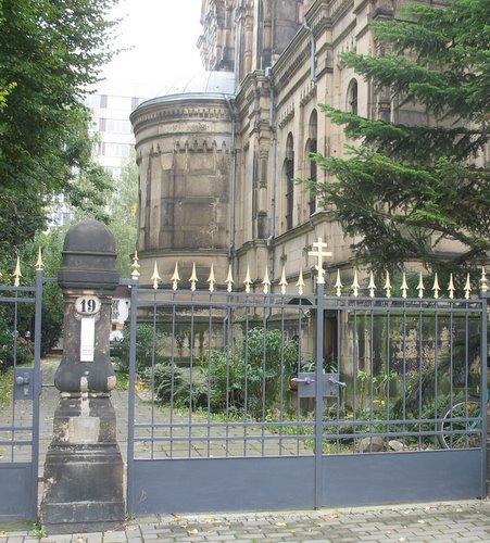 Храм святого Симеона Дивногорца в Дрездене
